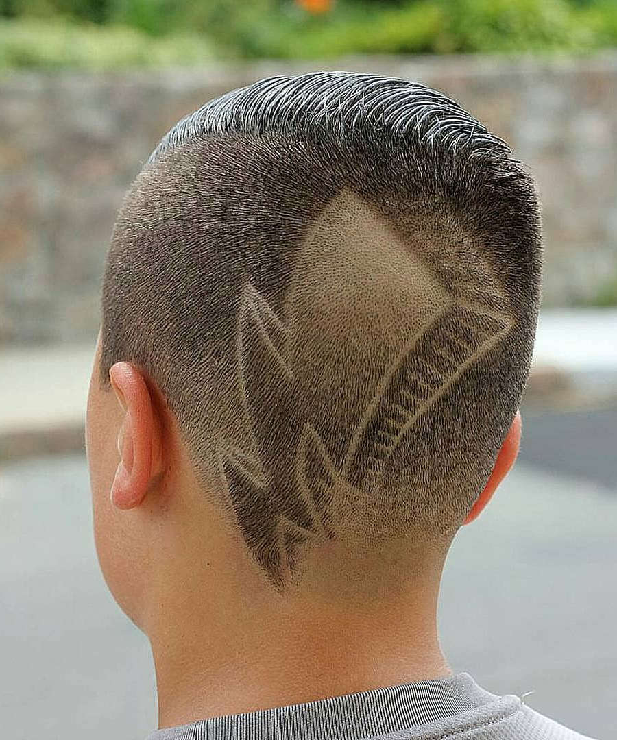 Cook haircuts for kids
