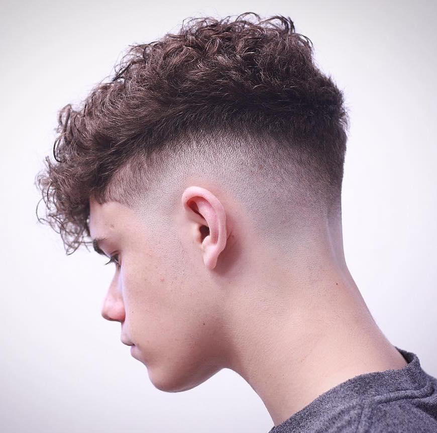 20 Handsome High Fade Haircuts You'll Love