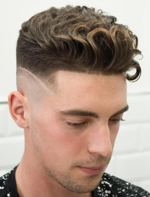 30 Modern Men\'s Hairstyles for Curly Hair (That Will Change Your Look)