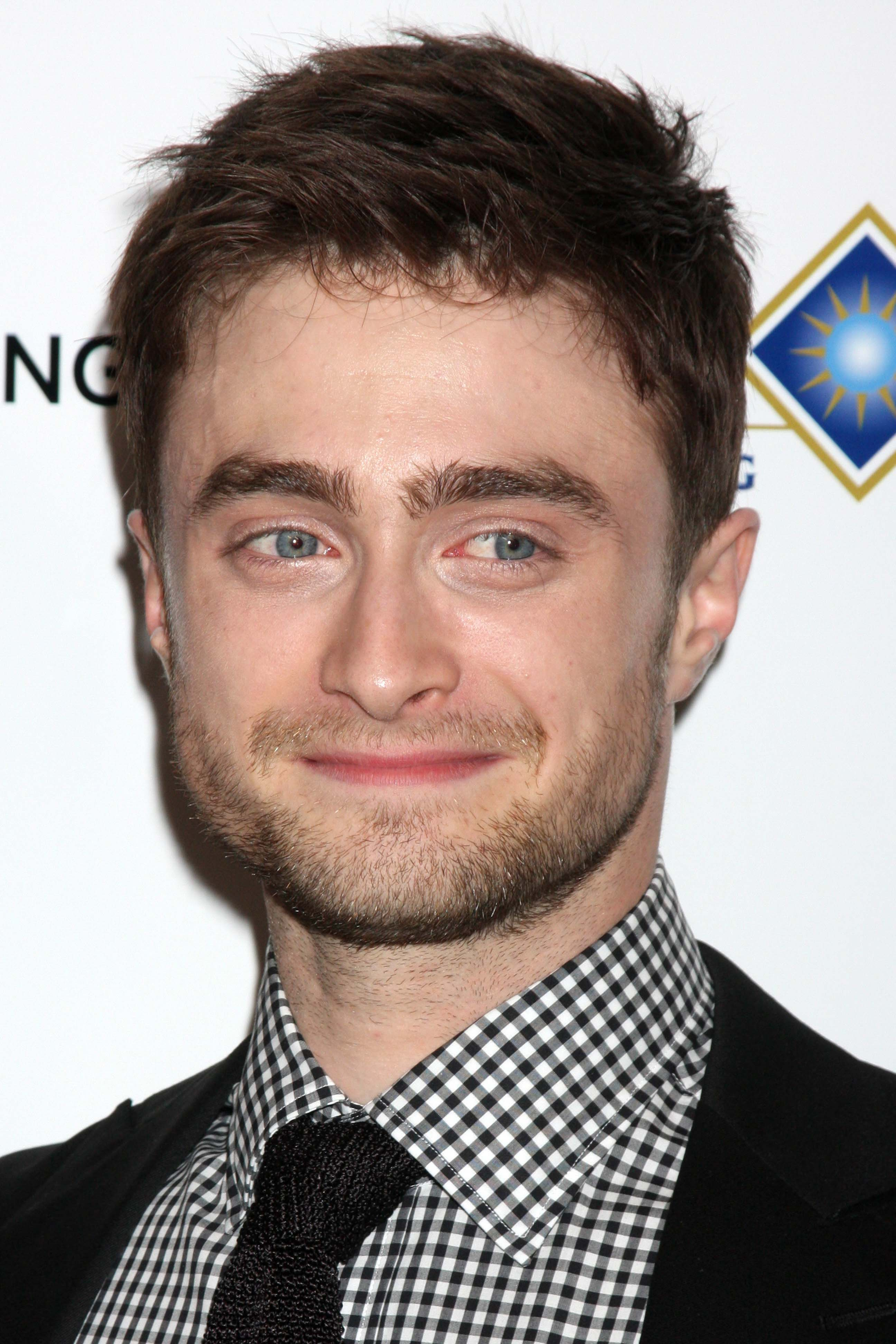 Daniel Radcliffe's Casual Ivy