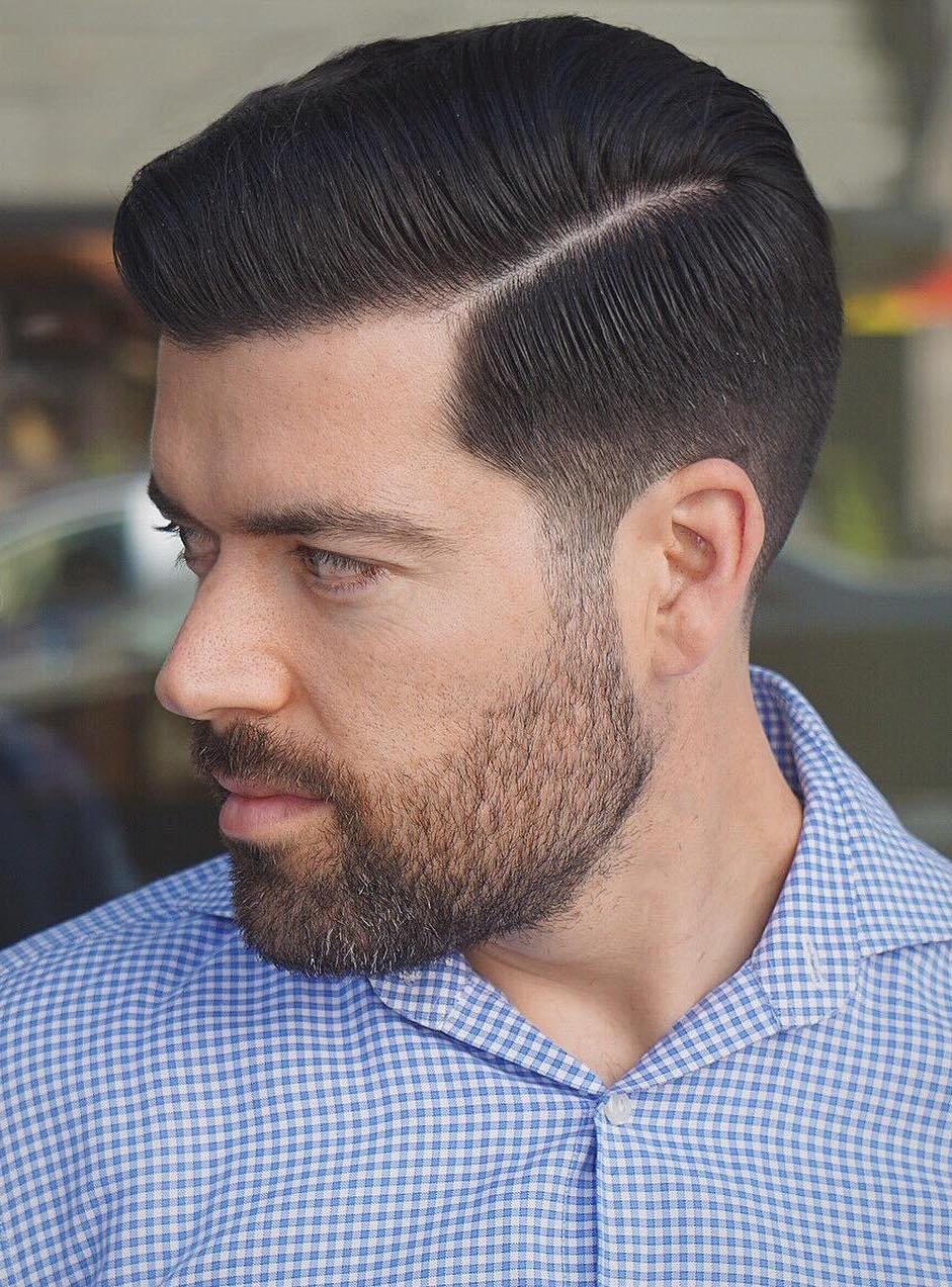 Dapper Thin Part with Side Brush