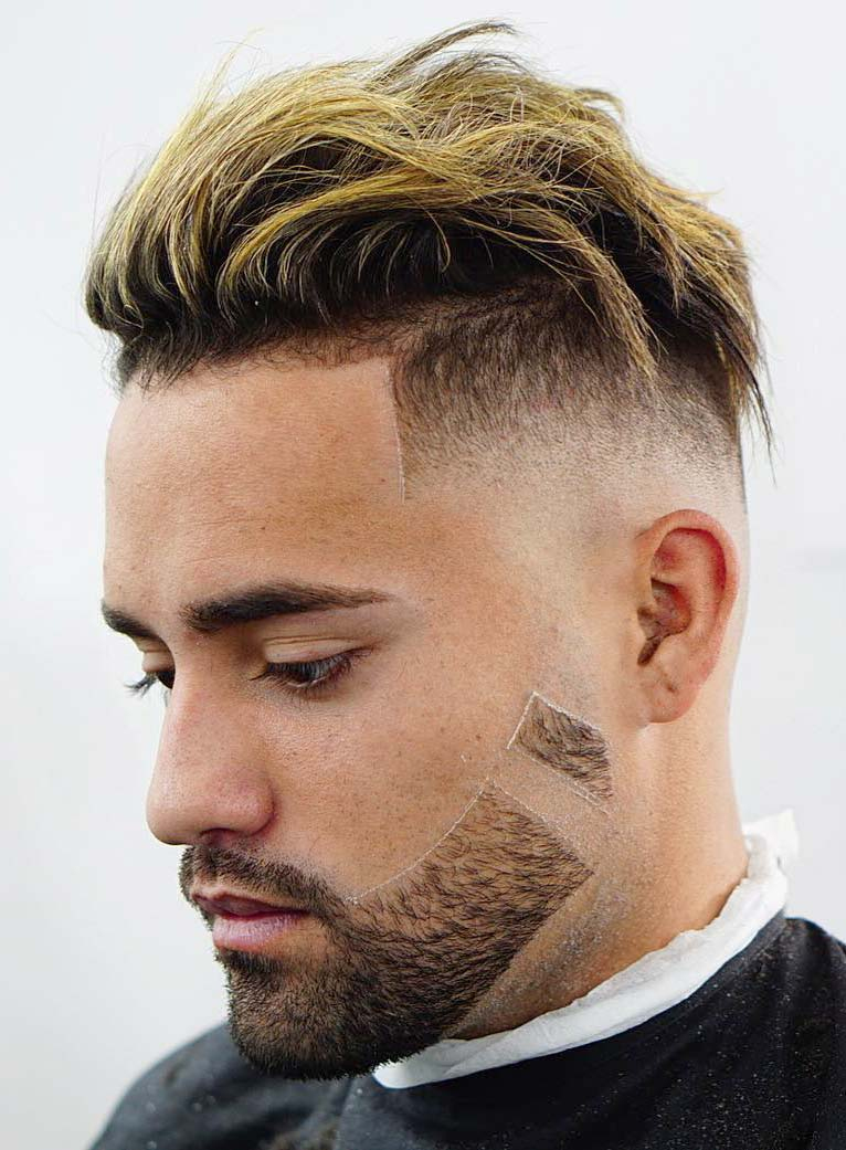 The Best Of Both Worlds Short Sides Long Top Haircut Inspiration