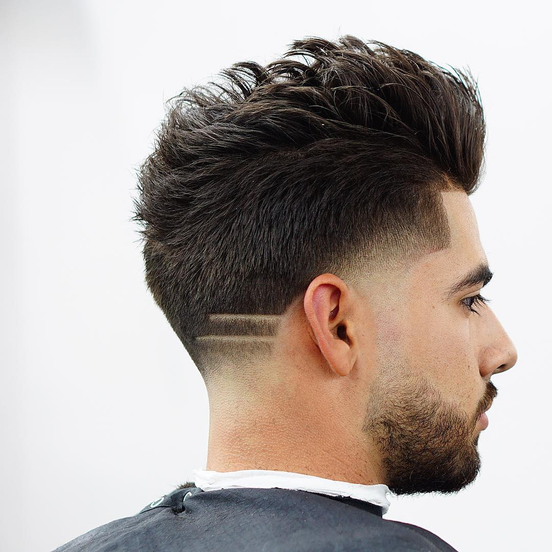 20 Drop Fade Haircuts Ideas – New Twist On A Classic