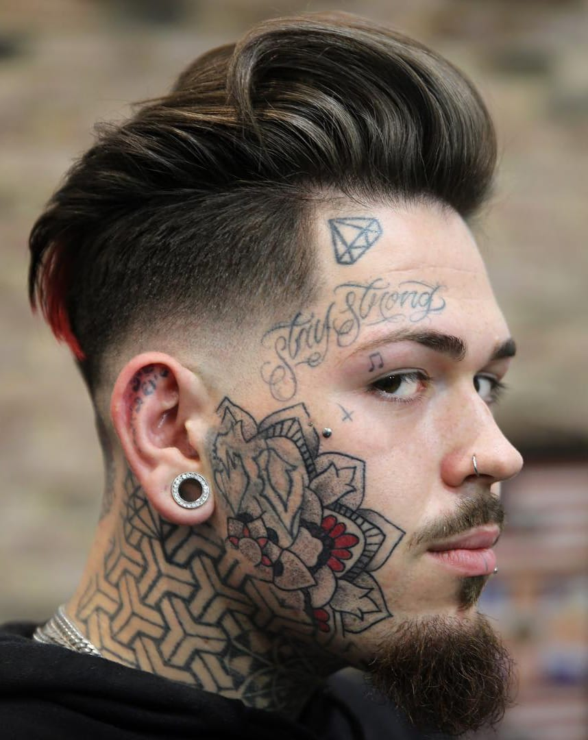 10 Best Variations Of Shaved Sides For Men Haircut Inspiration