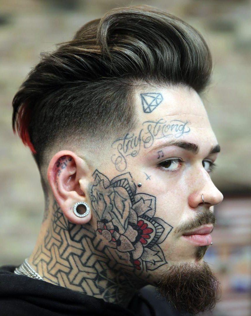 10 Best Variations Of Shaved Sides For Men