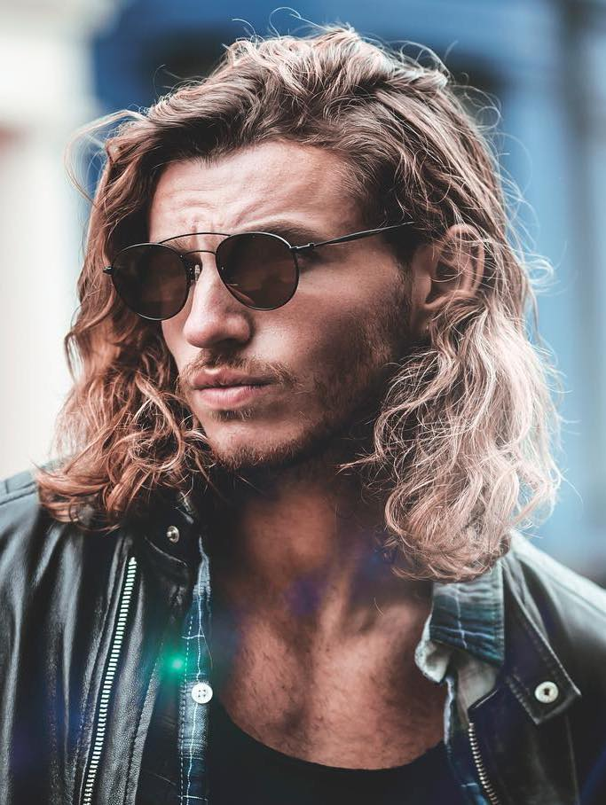 10 Modern Long Hairstyles For Men