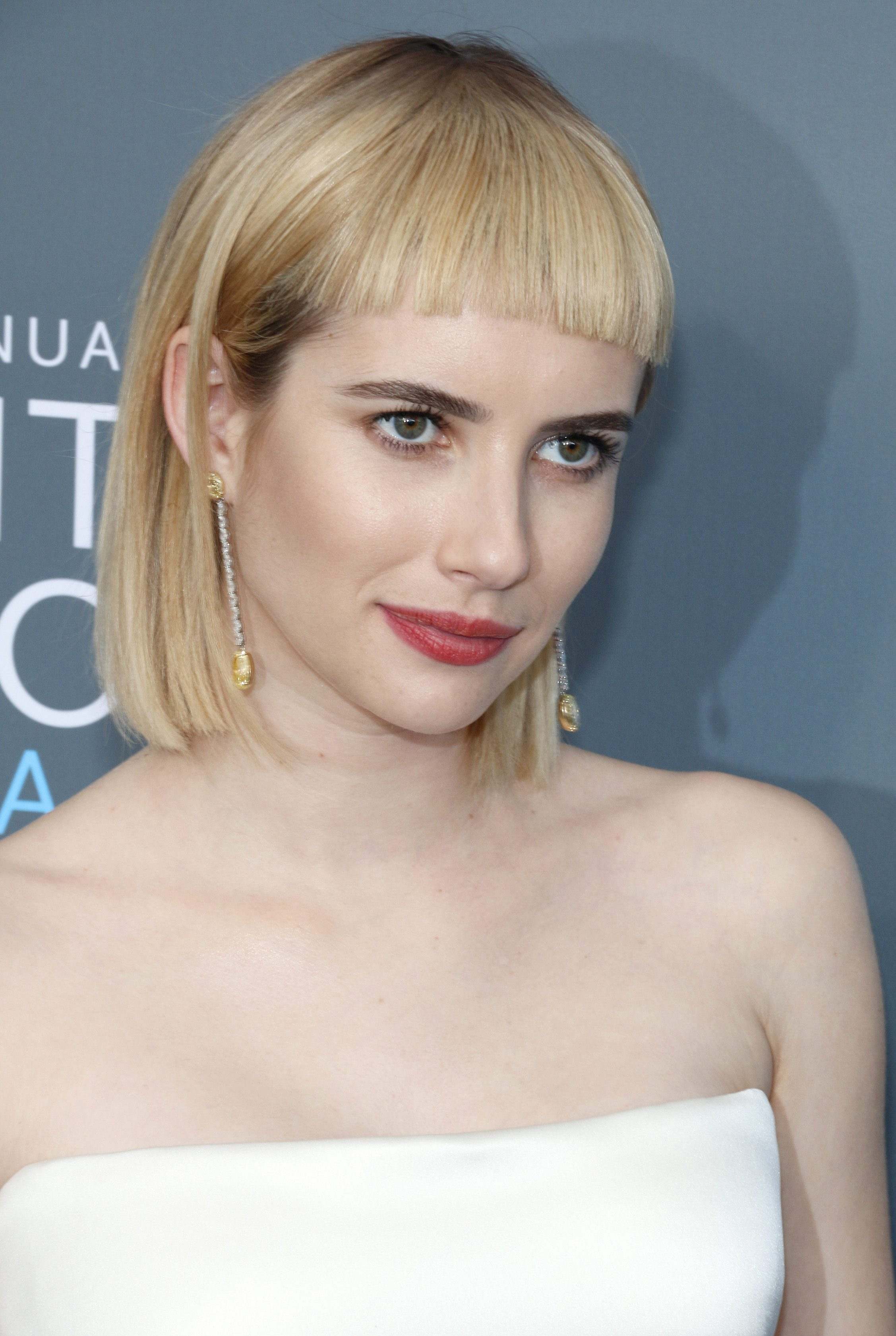 Emma Roberts Tucking it by The Ear