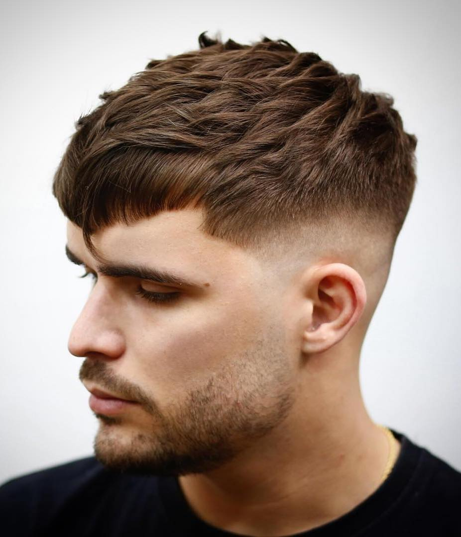 Fringe Or Low Fade Or Both