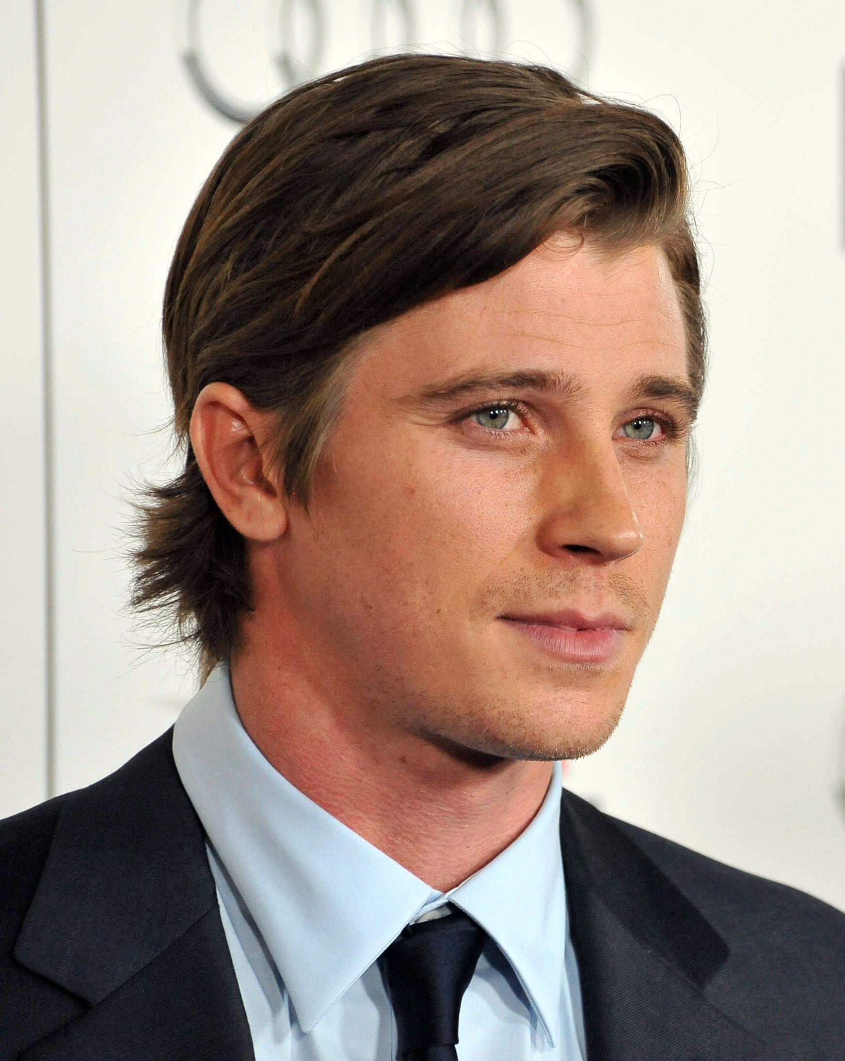 Garrett Hedlund's Ear Tucked Hairstyle