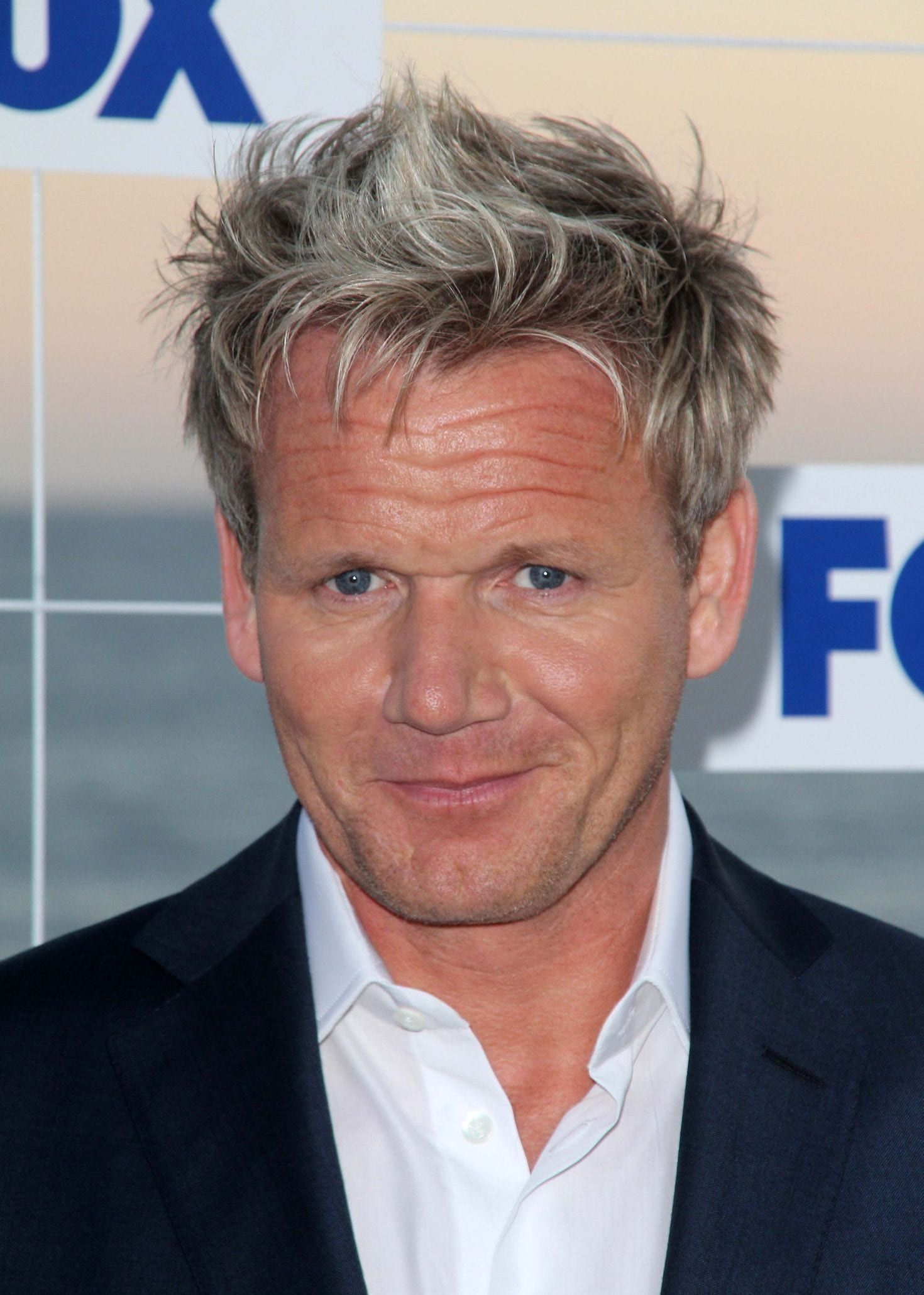 Gordon Ramsay Receding Hairline