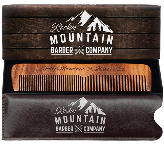 Hair Comb – Wood