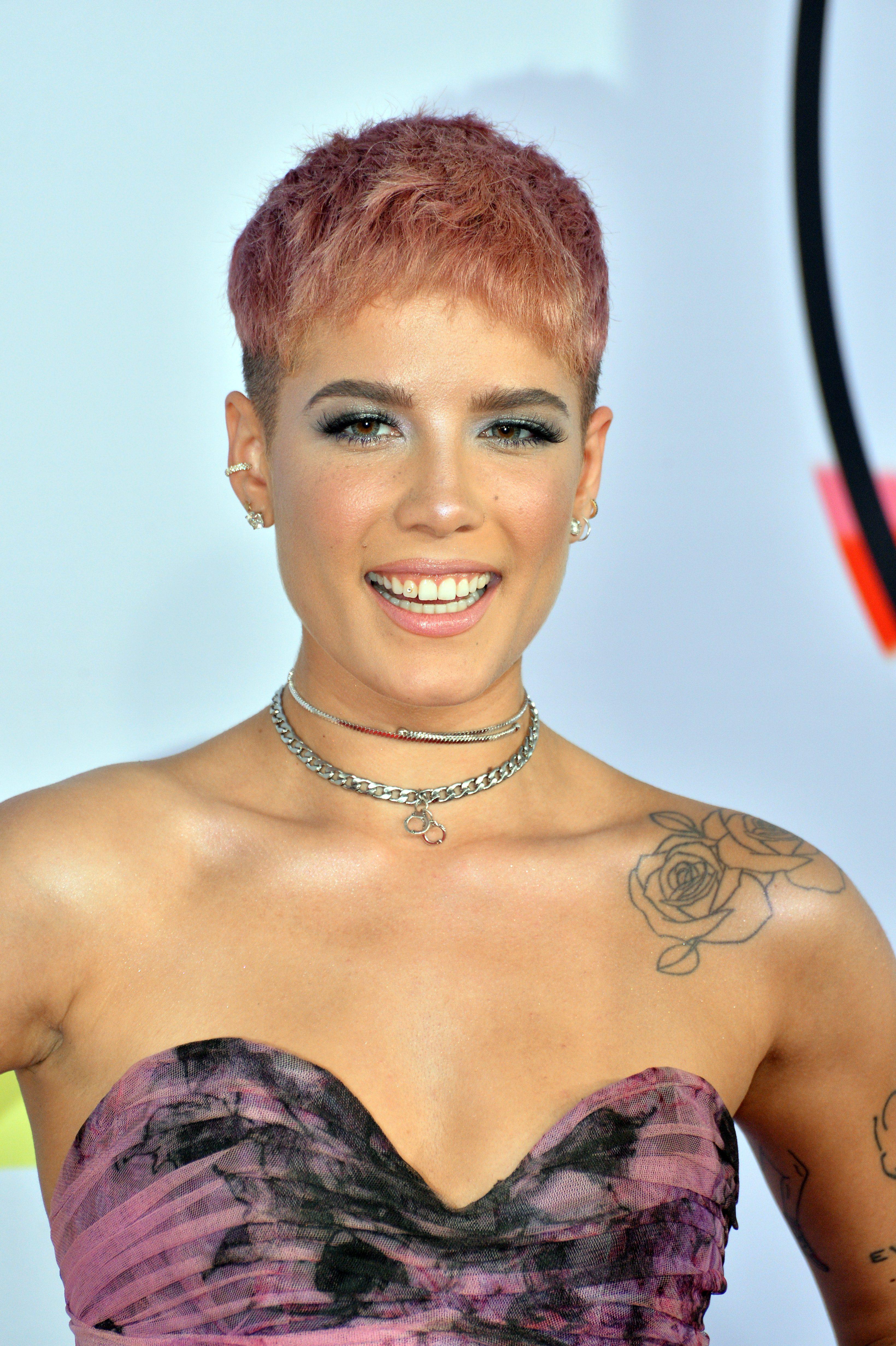 Halsey's Pink Pixie