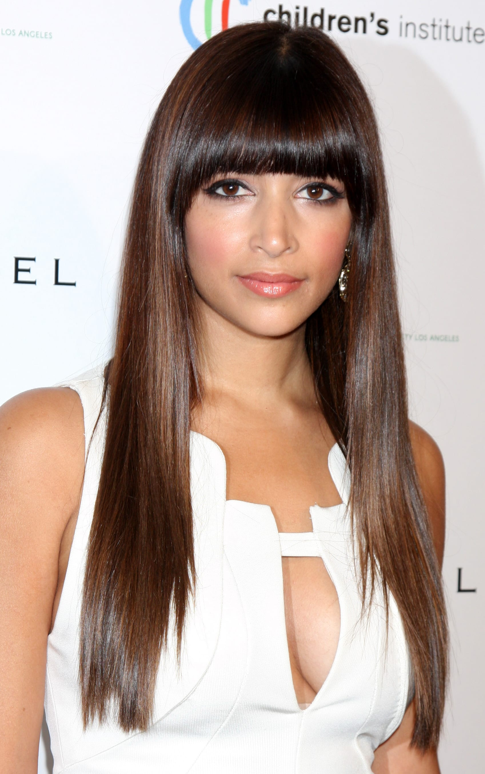 20 Types of Trendy Bangs for Young Women | Haircut Inspiration