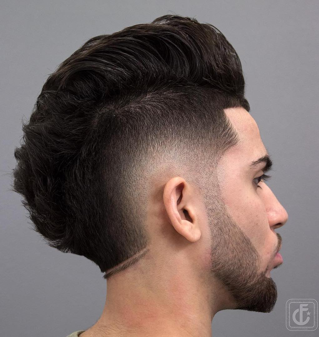 7 The Best Men S Hair Highlights In Fashion Now