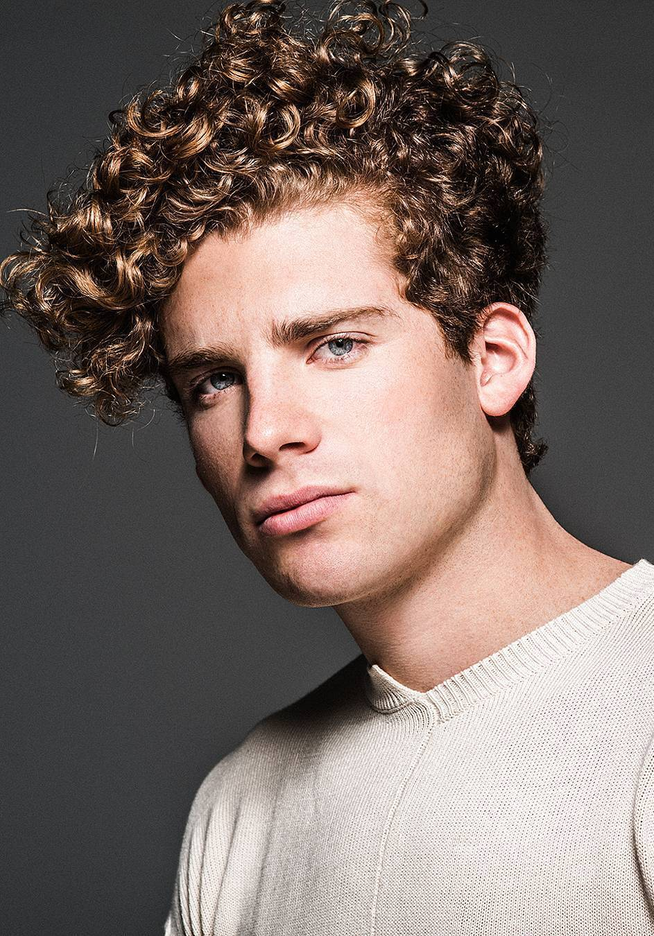 High Volume Curls