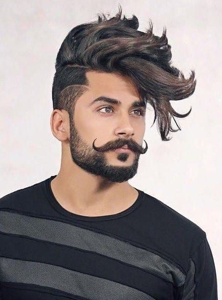 Issa Thick Beard