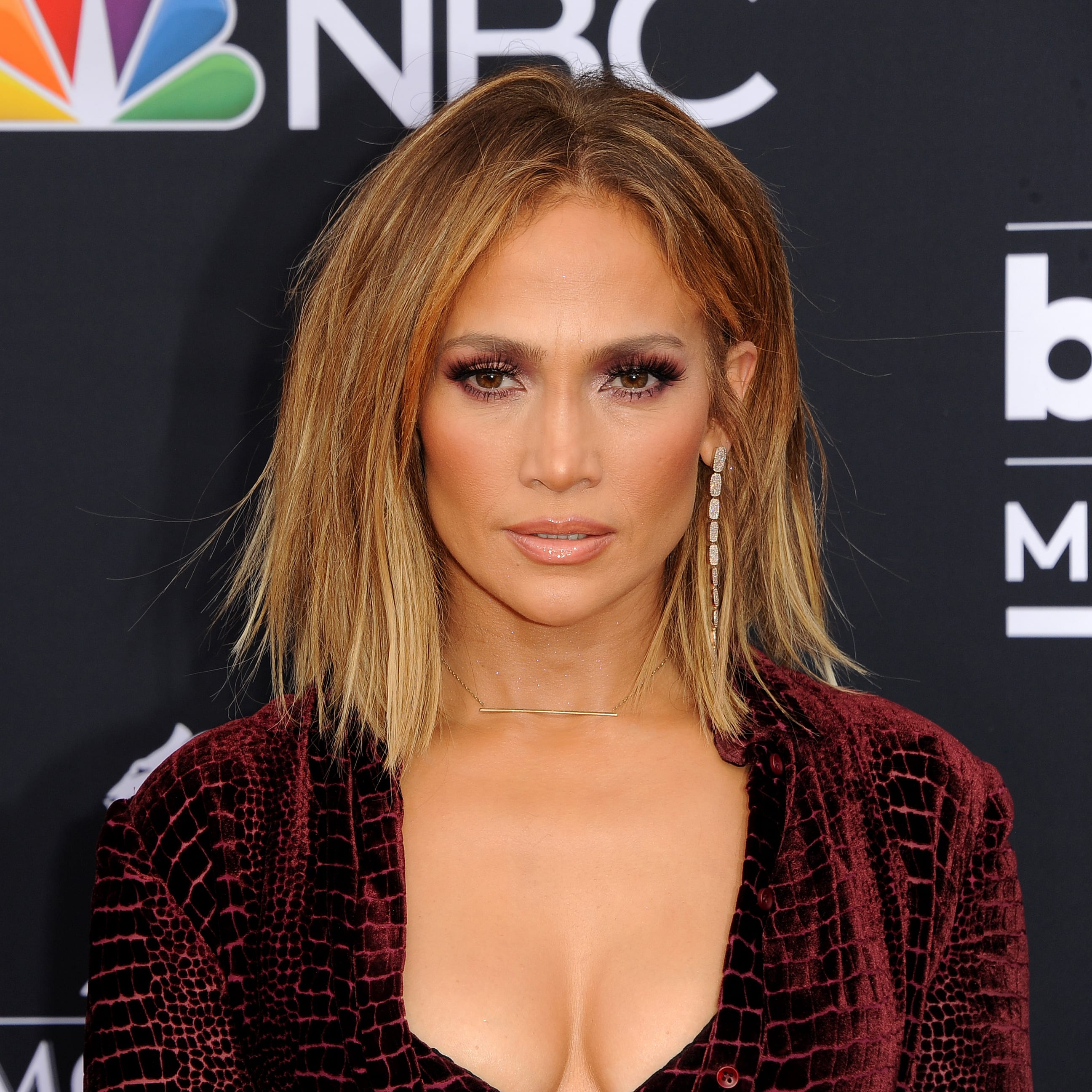 Jennifer Lopez's Balayage Hair