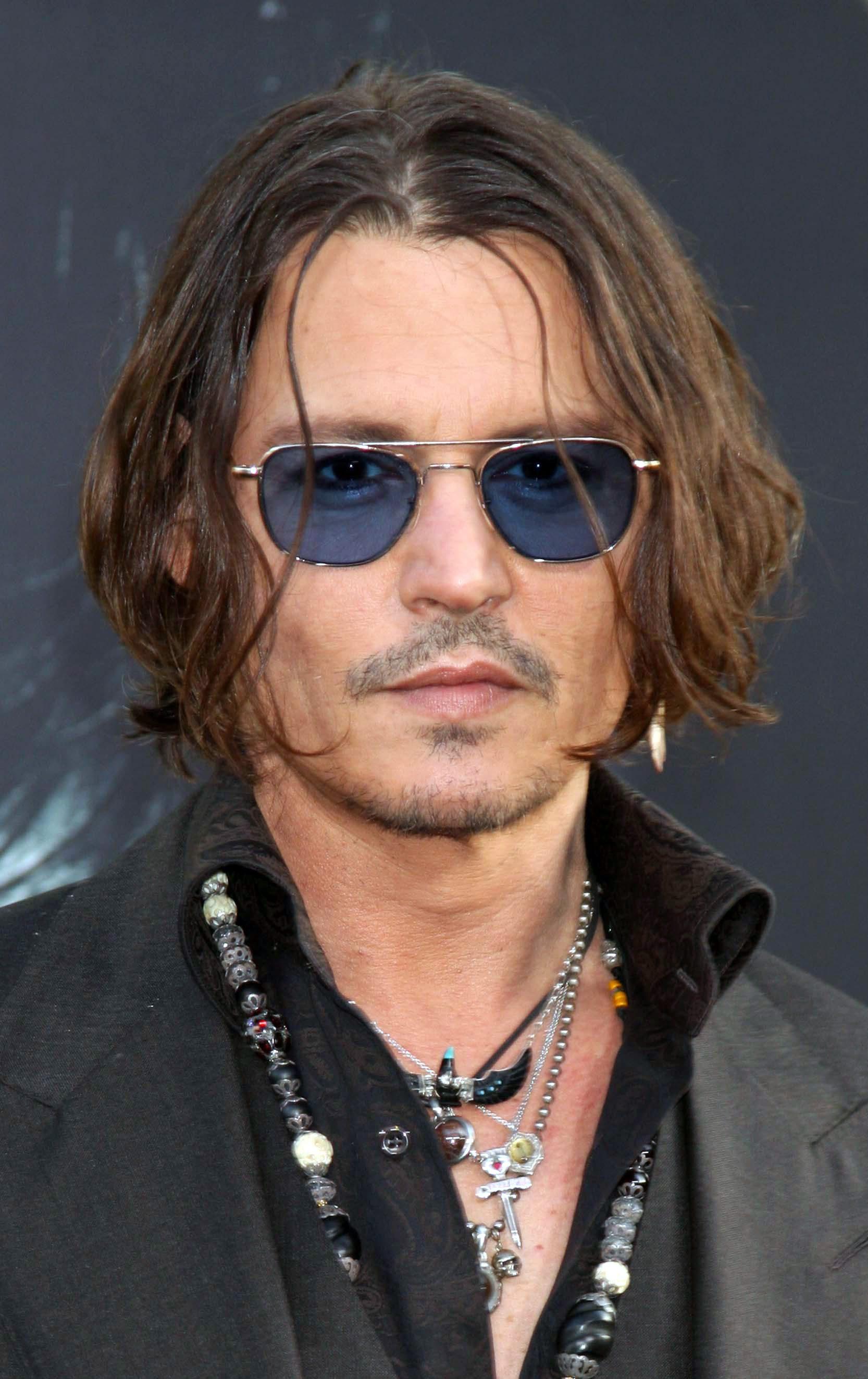 Jhonny Depp's Man Bob