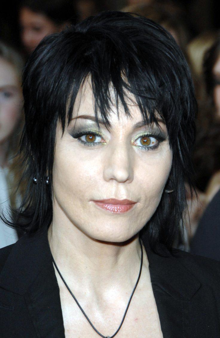 Joan Jett's Mullet Hairstyle
