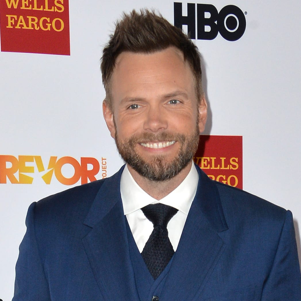 Joel McHale's Brush Up and Beard