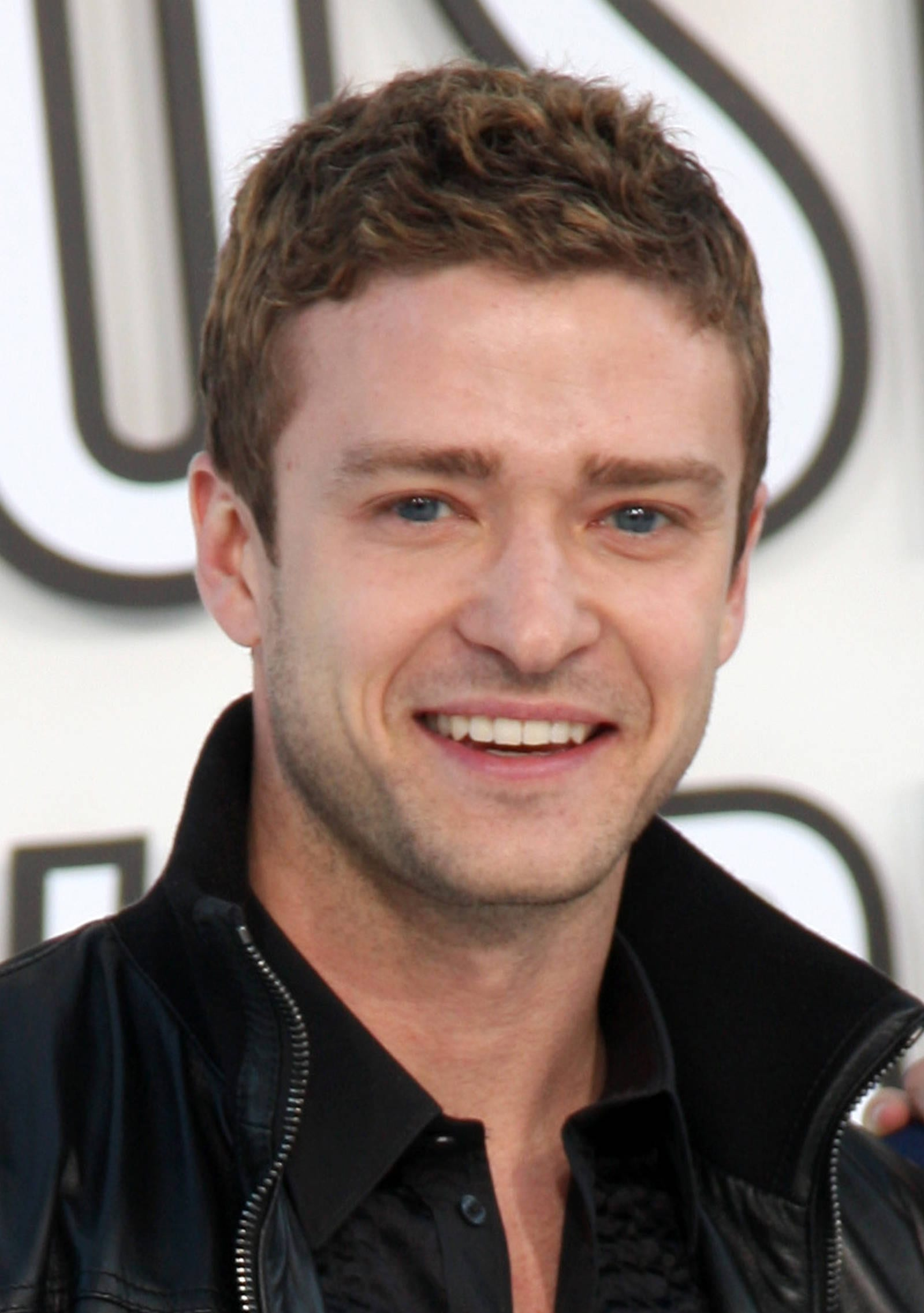 Justin Timberlake Messy Crew Cut