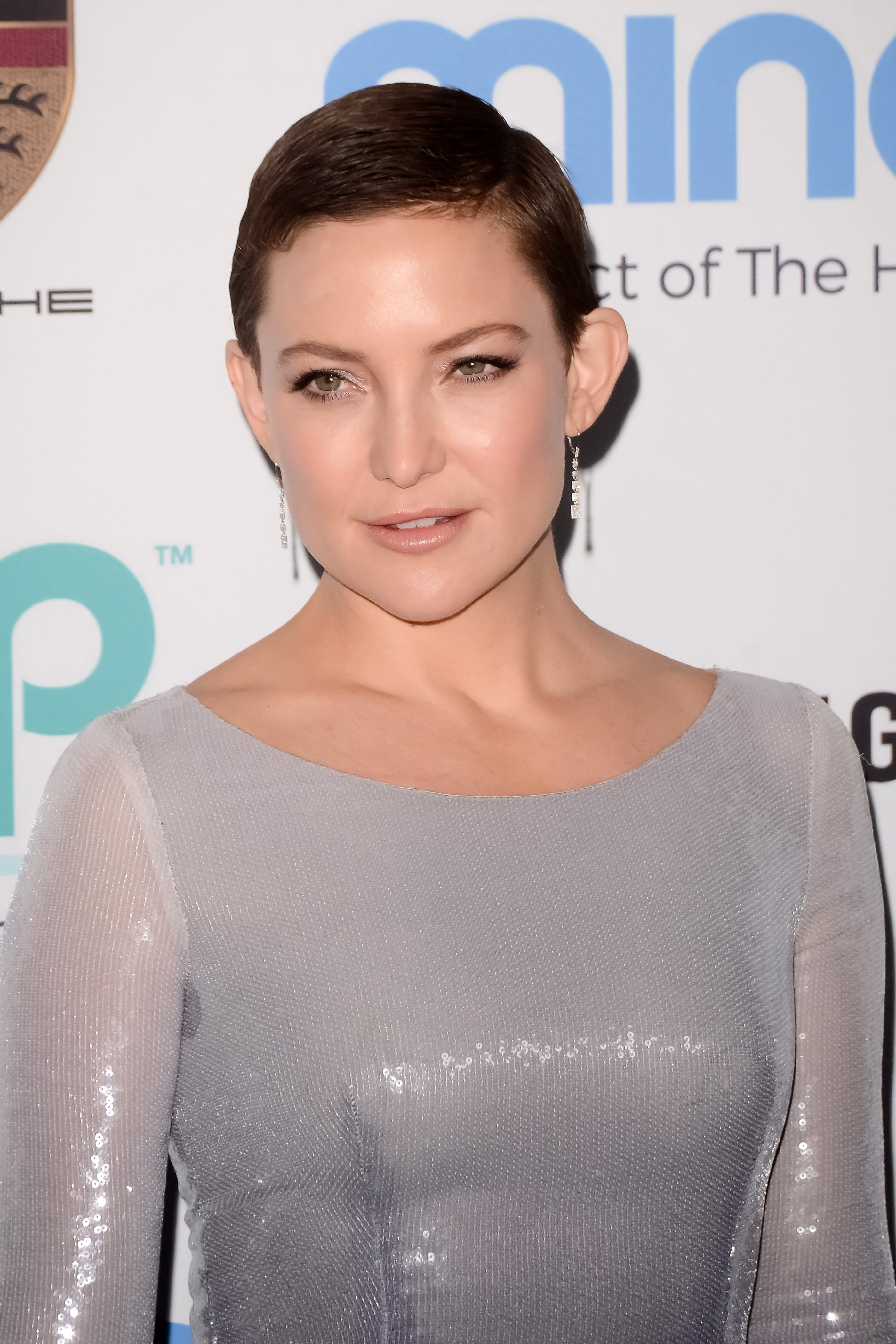 Kate Hudson's Short and Neat Pixie