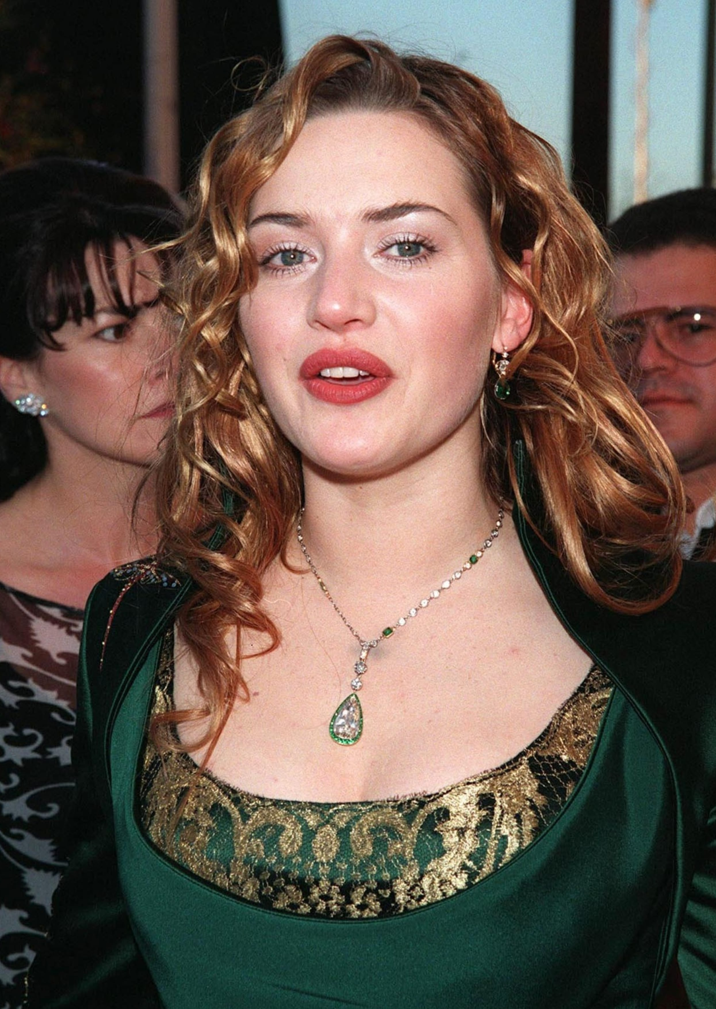 Kate Winslet And Princess Curls