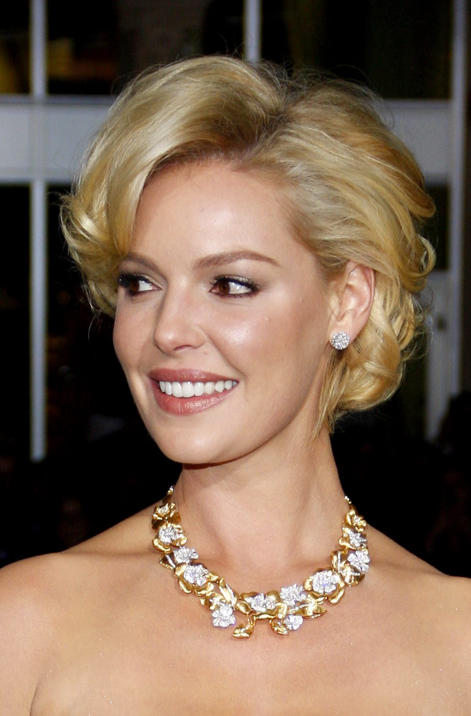 Katherine Heigl's Timeless Bob