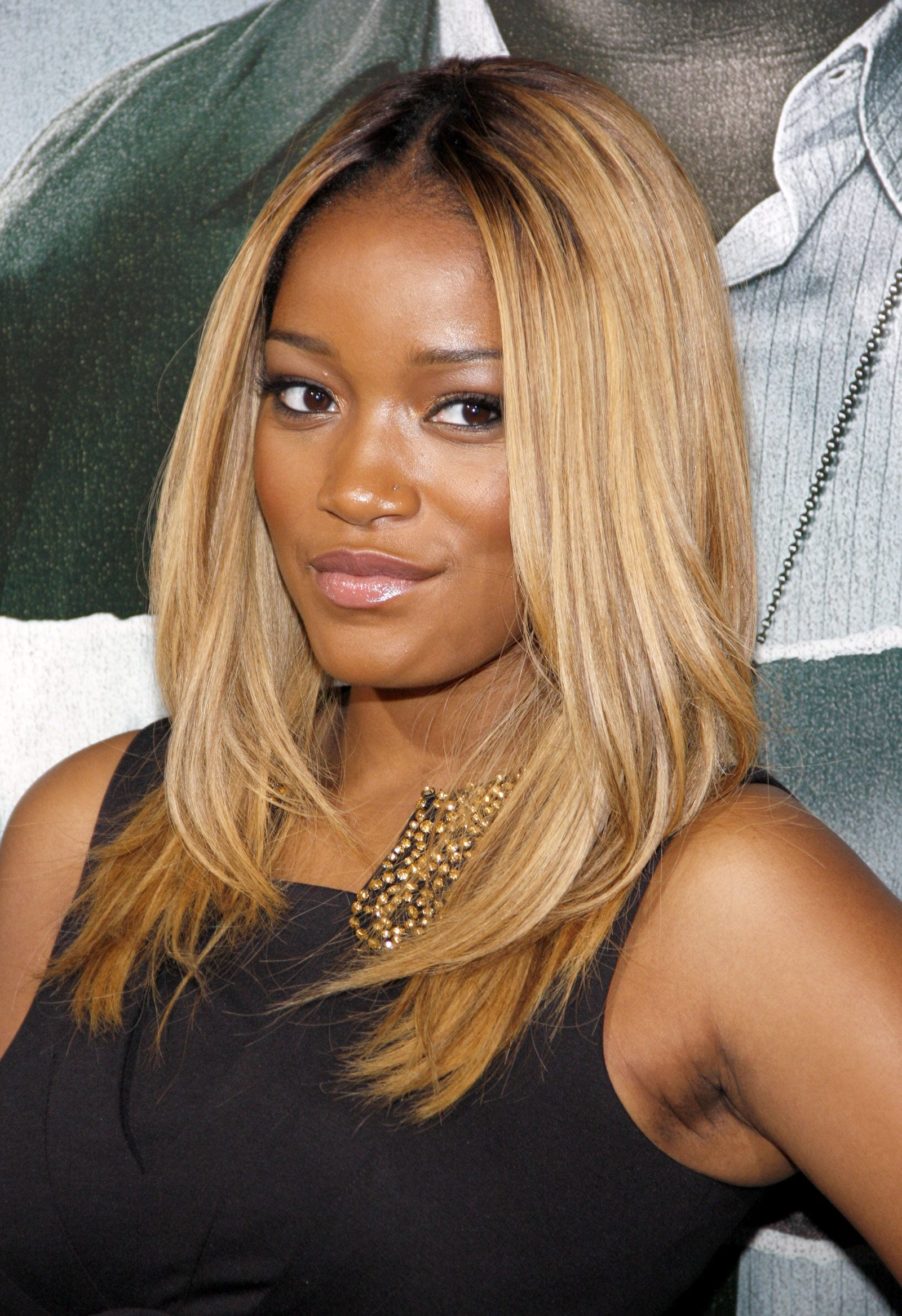 Keke Palmer Strawberry Blonde