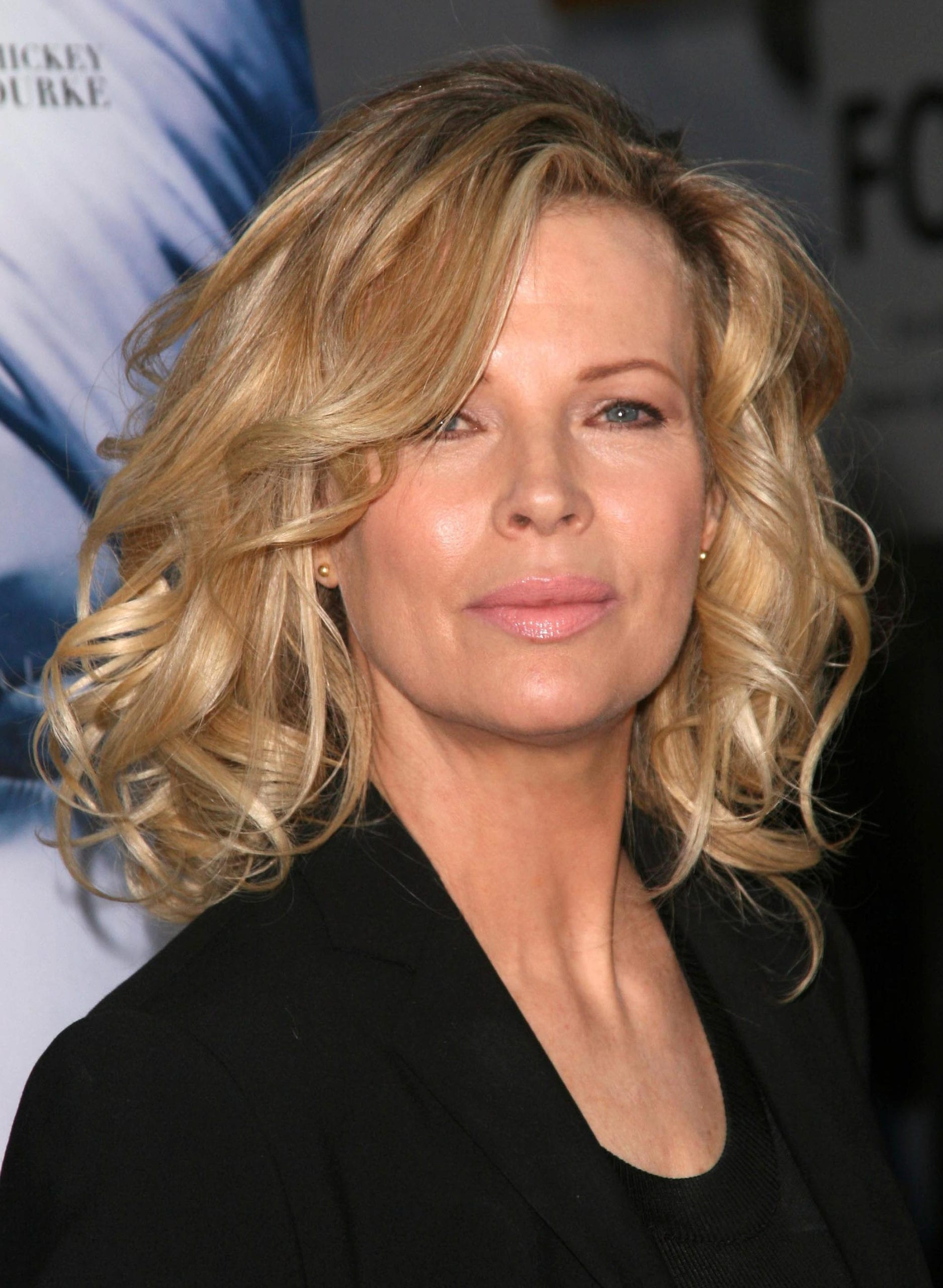 Kim Basinger Subtle Highlights