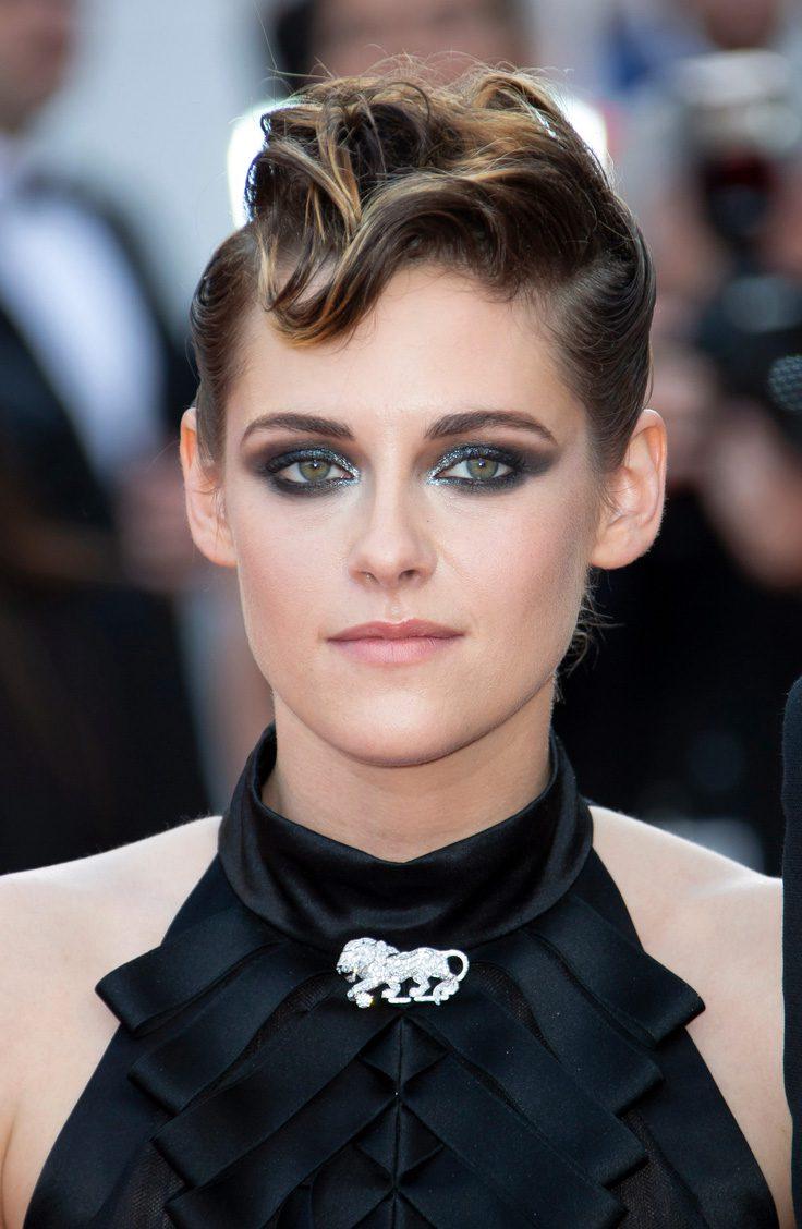Kristen Stewart's Edgy Hairstyle