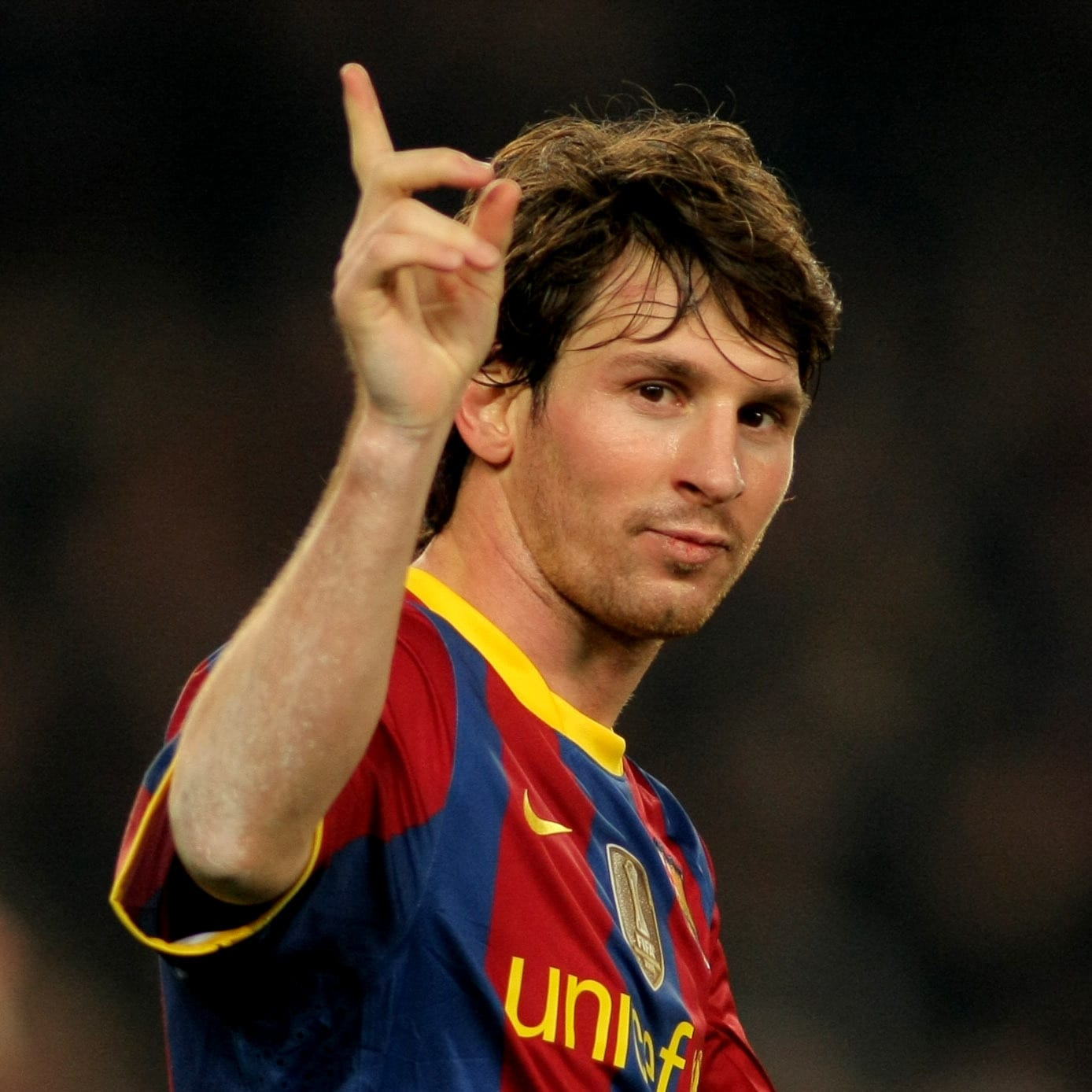 Lionel Messi's Top 10 Most Iconic Hairstyles