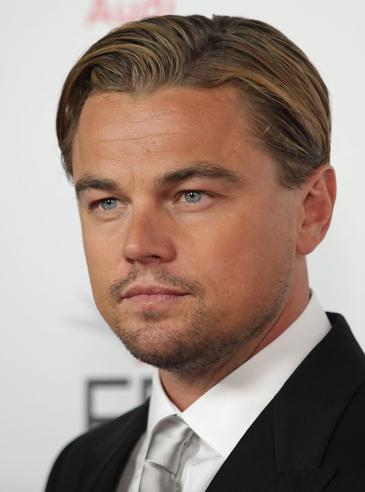 Leonardo DiCaprio's Signature Side Part