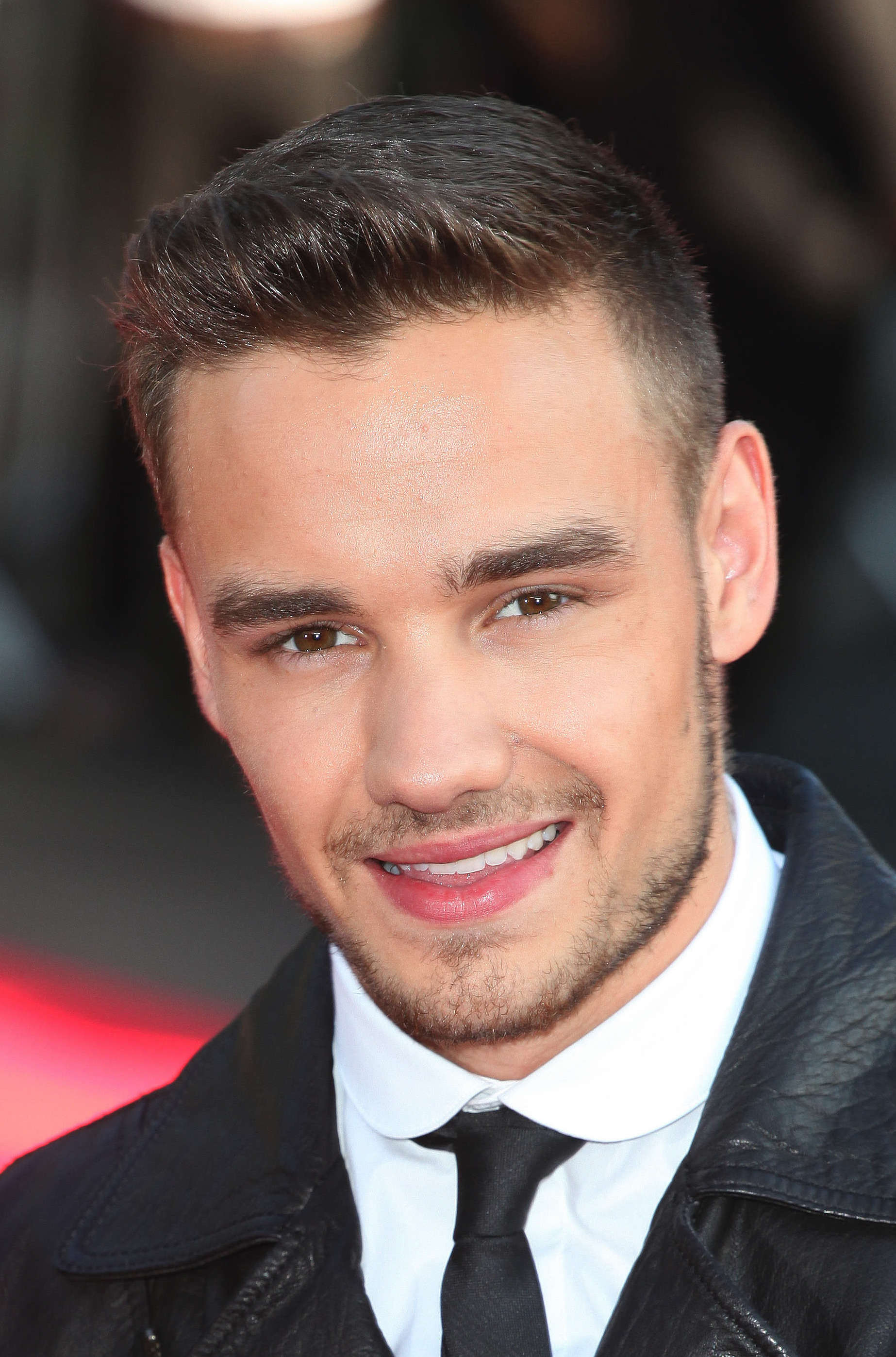Liam Payne's Ivy League Hairstyle