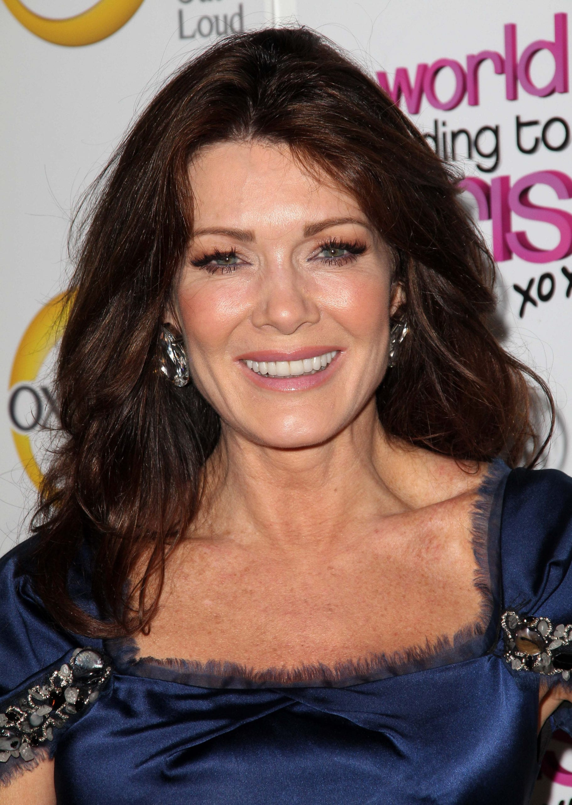 Lisa Vanderpump's Dark Layers