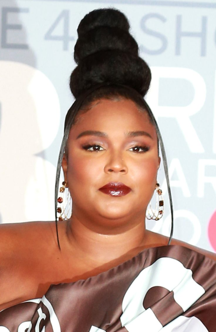 Lizzo's Beehive Hairstyle