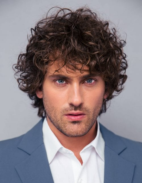 mens curly hair styles 40 modern s hairstyles for curly hair that will 1881