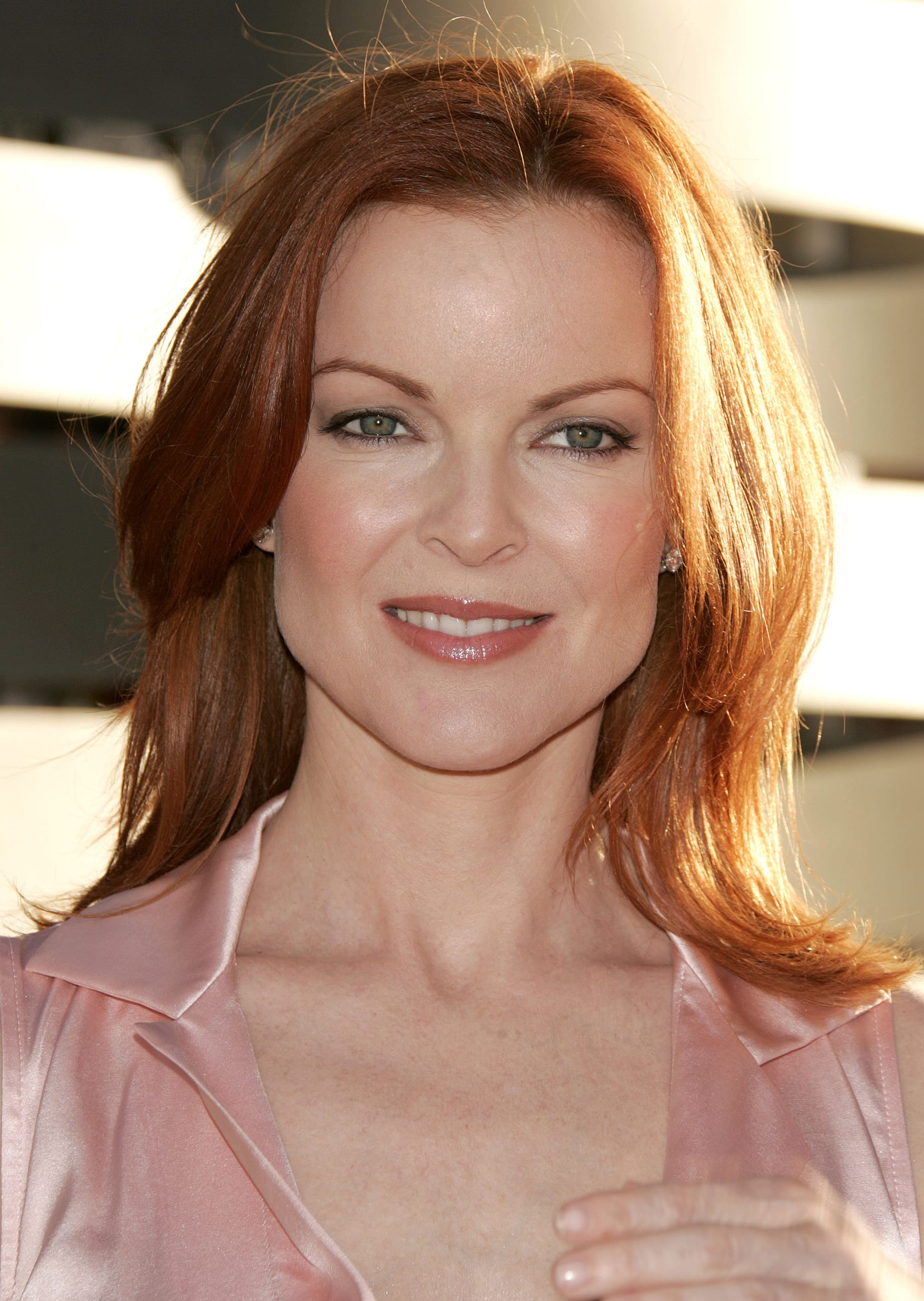 Marcia Cross' Easy Shoulder Crop with Front Layers