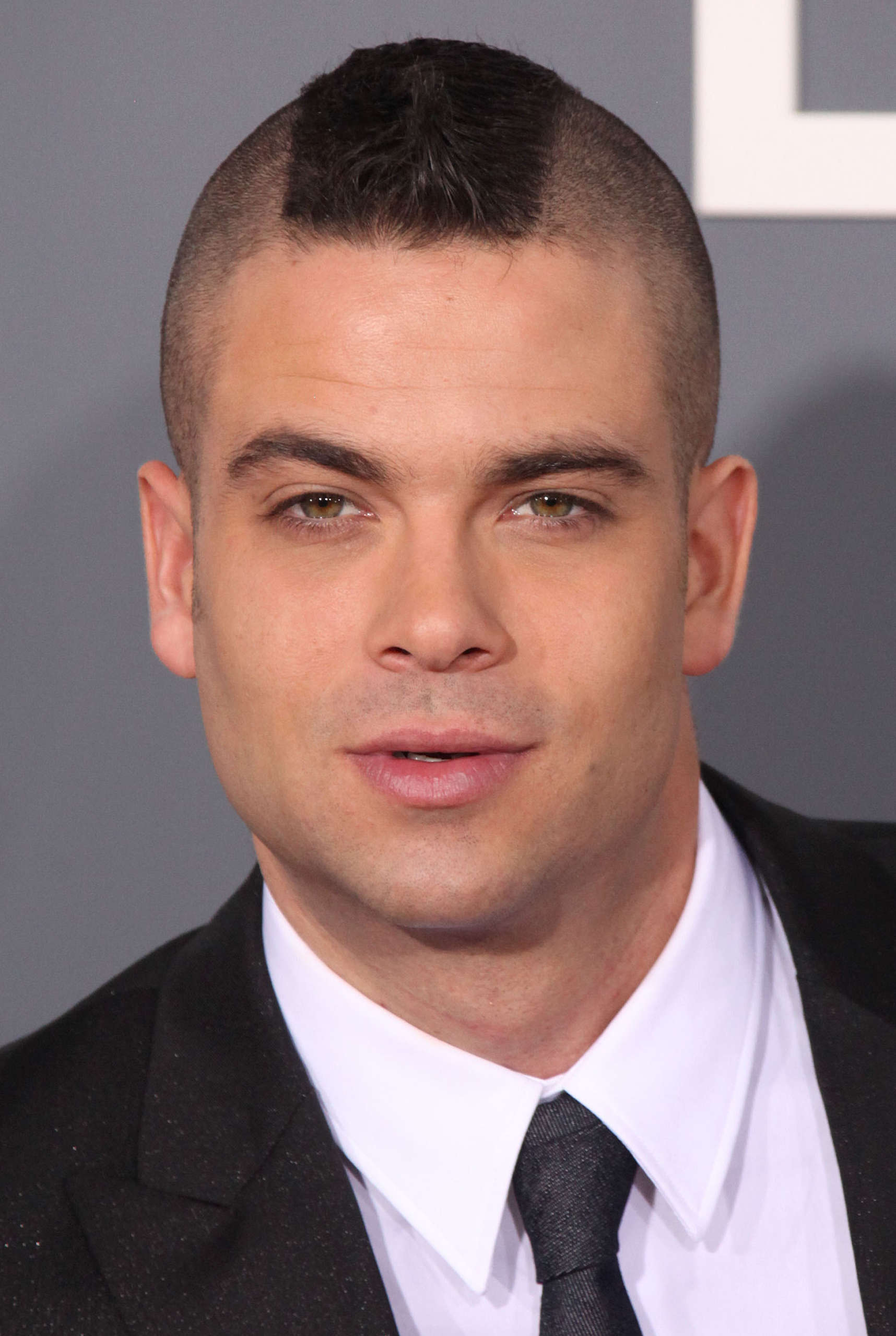 Mark Salling's High and Tight Raccoon