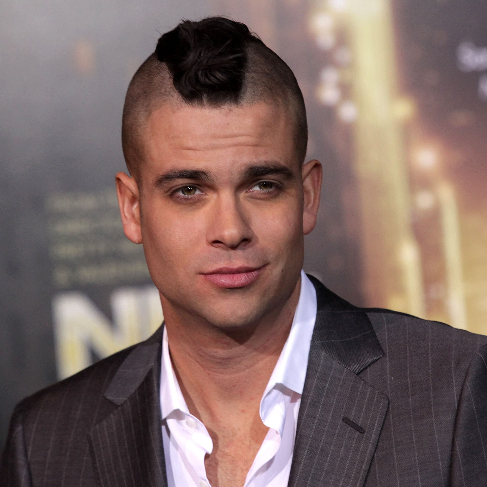Mark Salling's High and Tight Recon