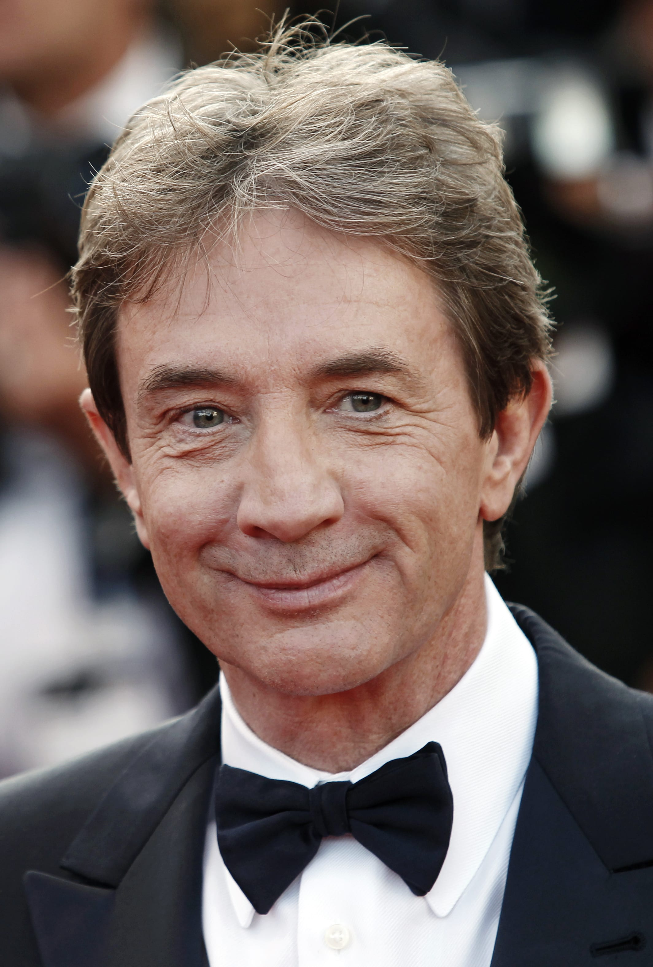 Martin Short's Layered Short Crop