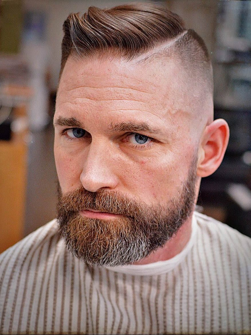 Mature | hard part, beard by @blackfishbry
