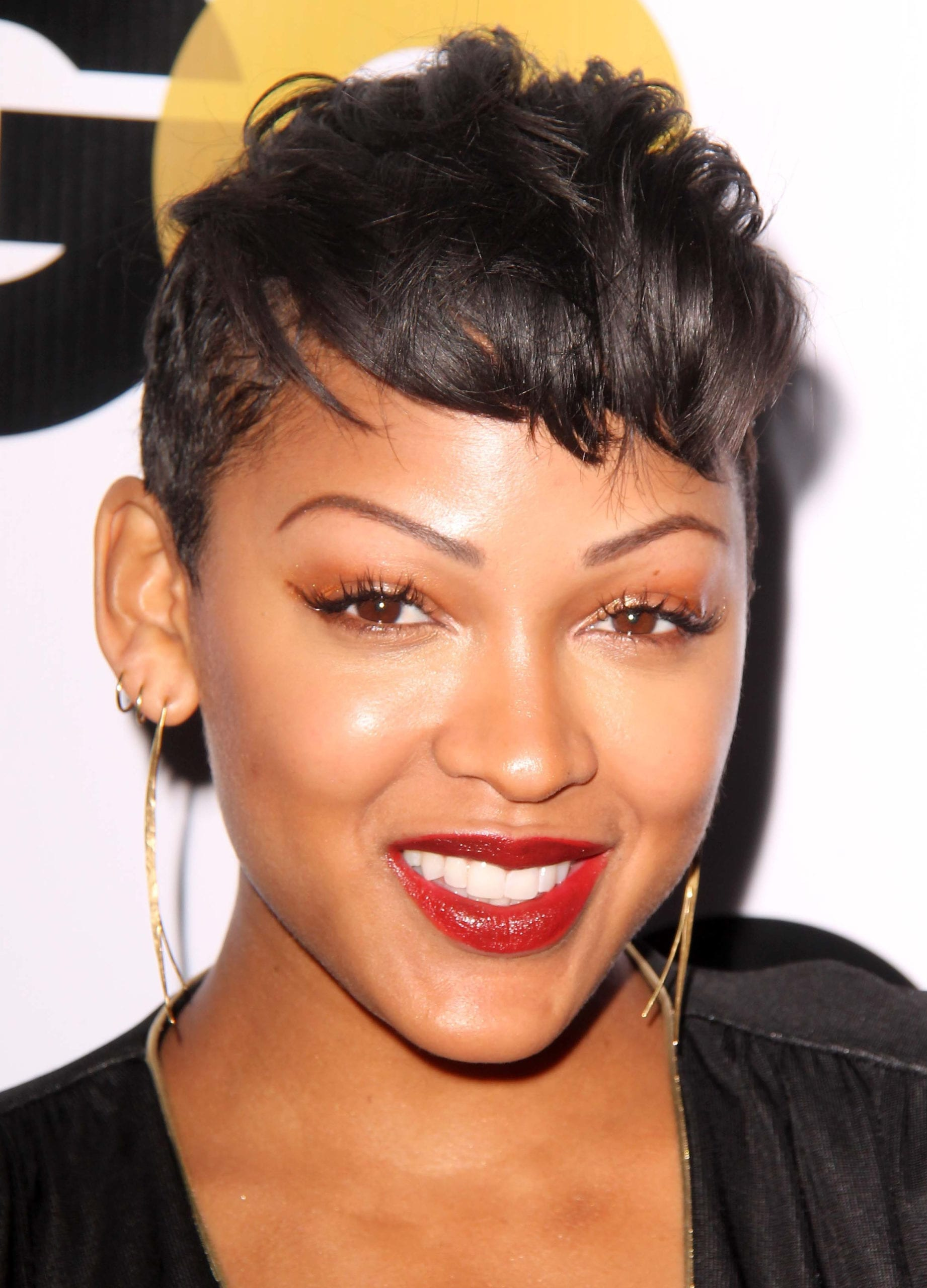 Meagan Good's Disconnected Pixie
