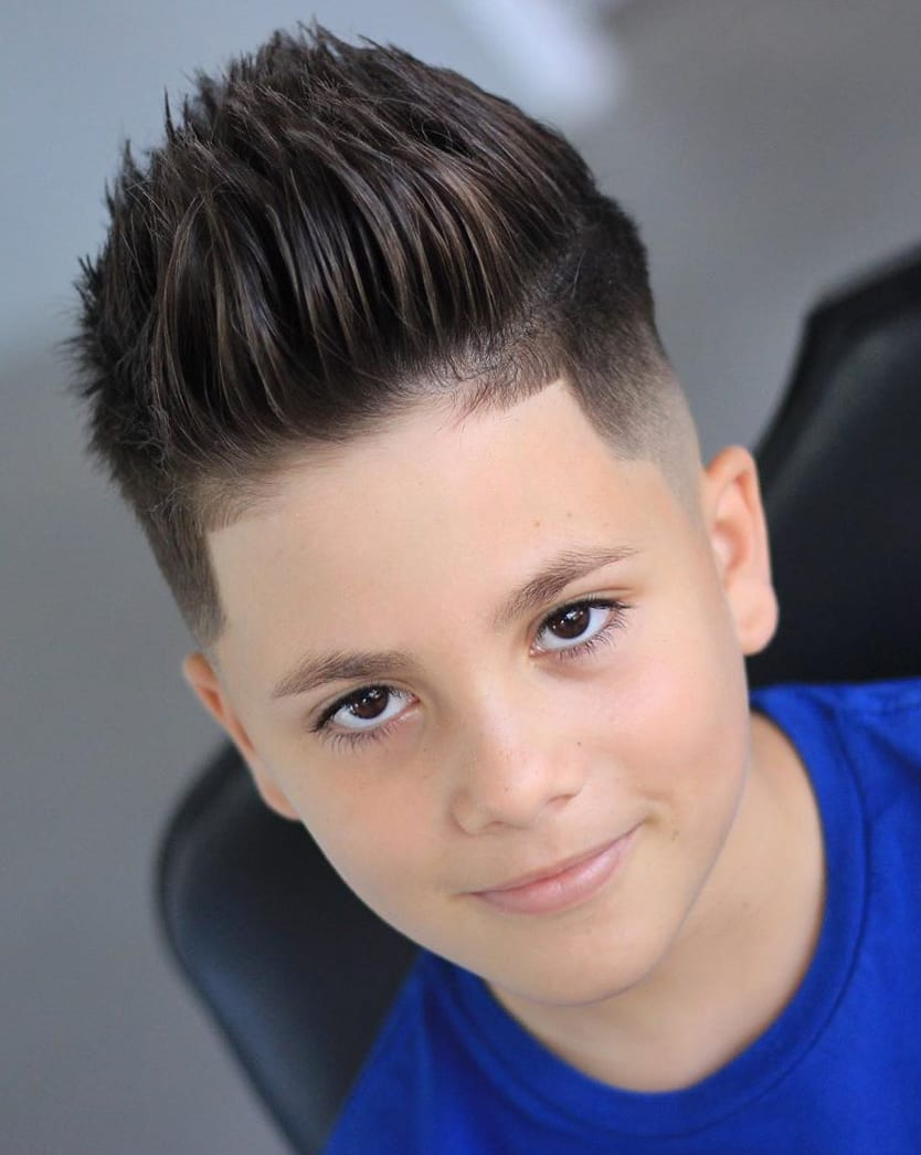 Medium Fade and Vertical Style