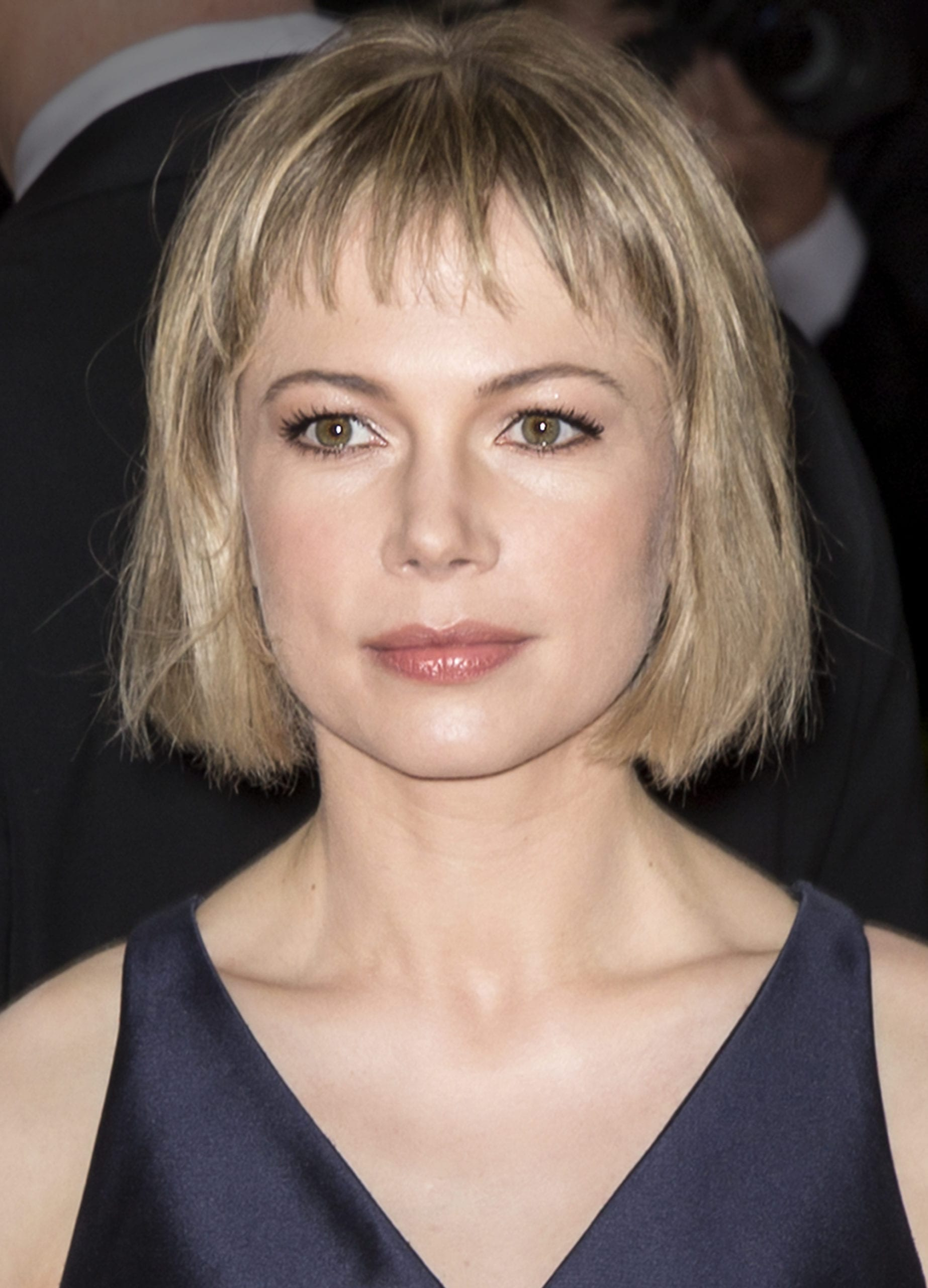 Michelle Williams Bob and Light Bangs