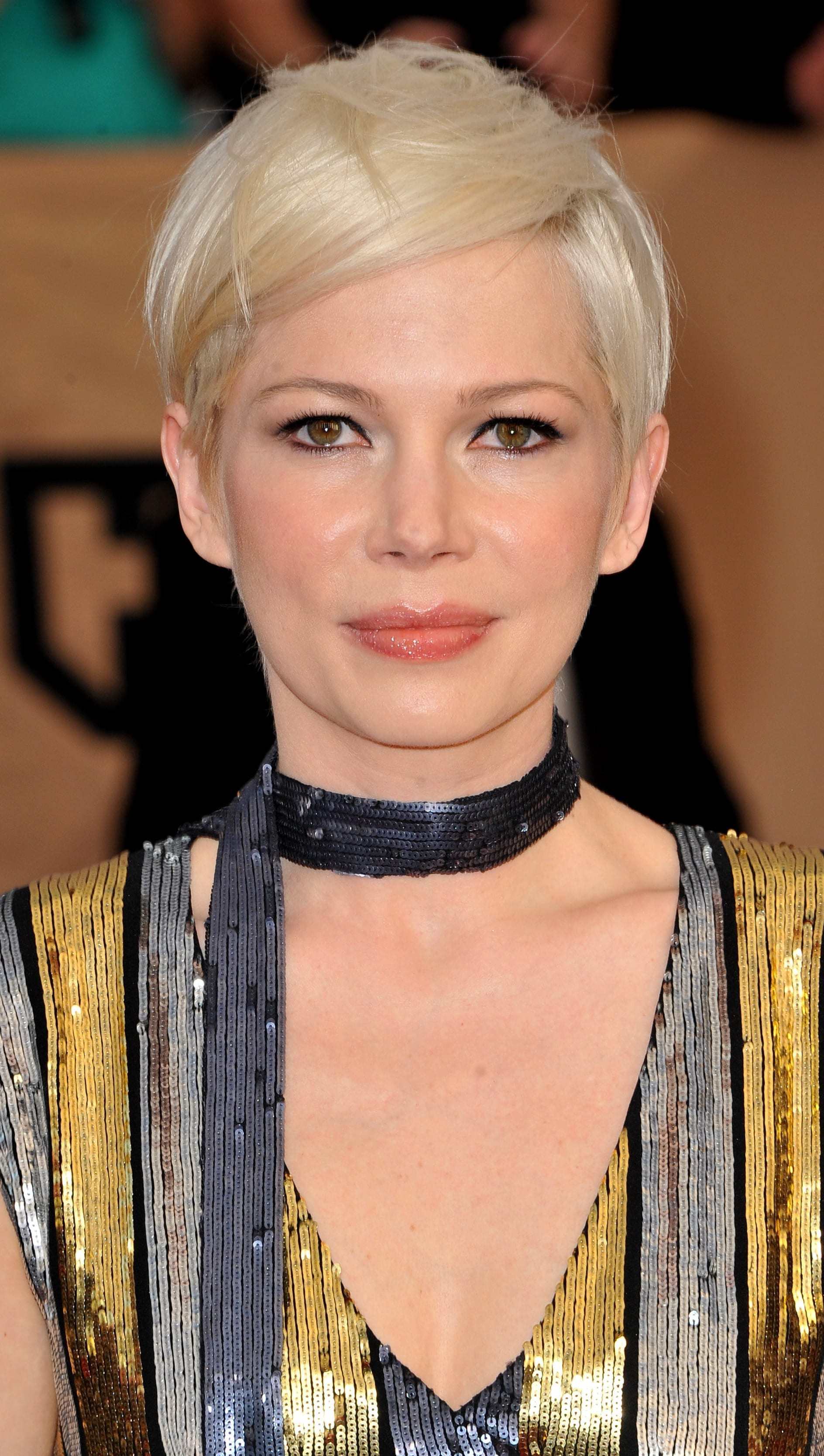 Michelle Williams' Short Pixie