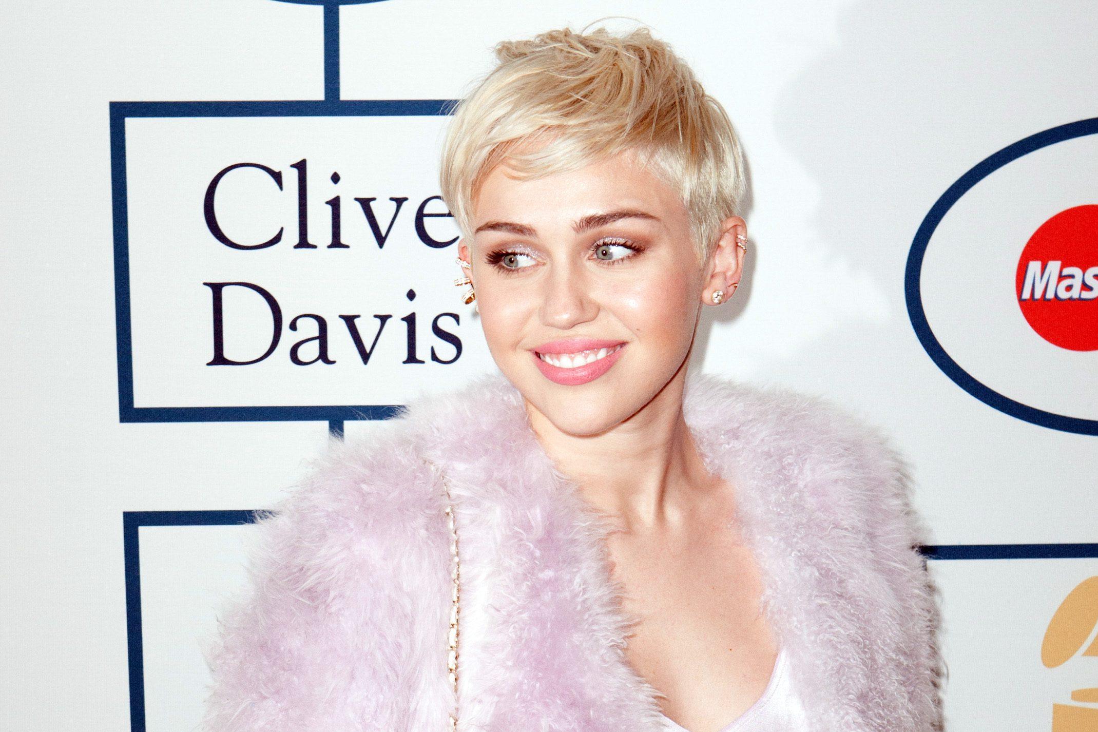 Miley Cyrus Pixie