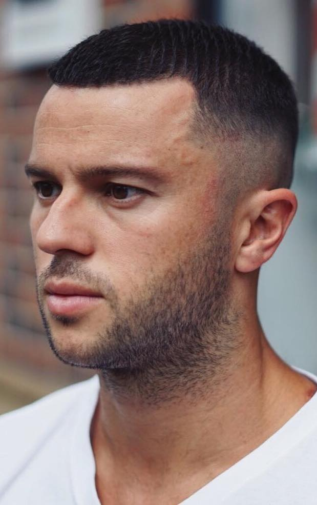 15 Awesome Military Haircuts For Men