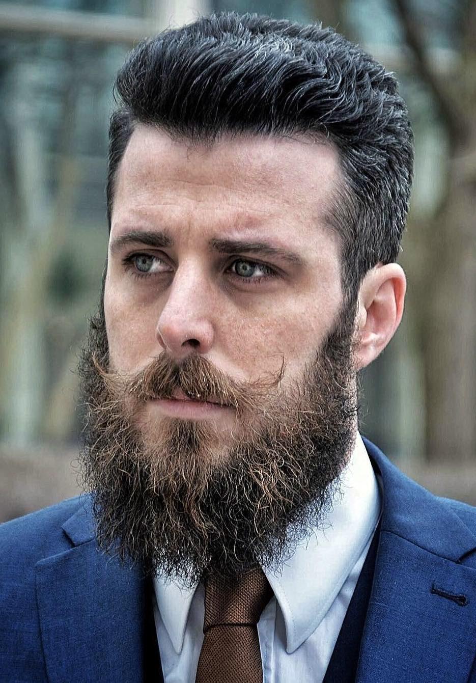 Van Dyke Moustache