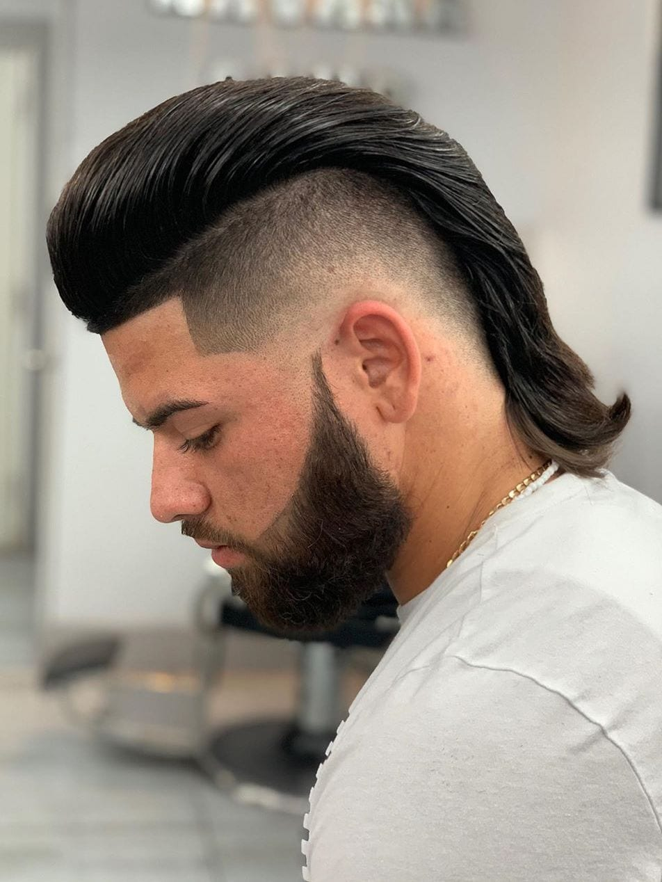 10 Stylish Modern Mullet Hairstyles for Men